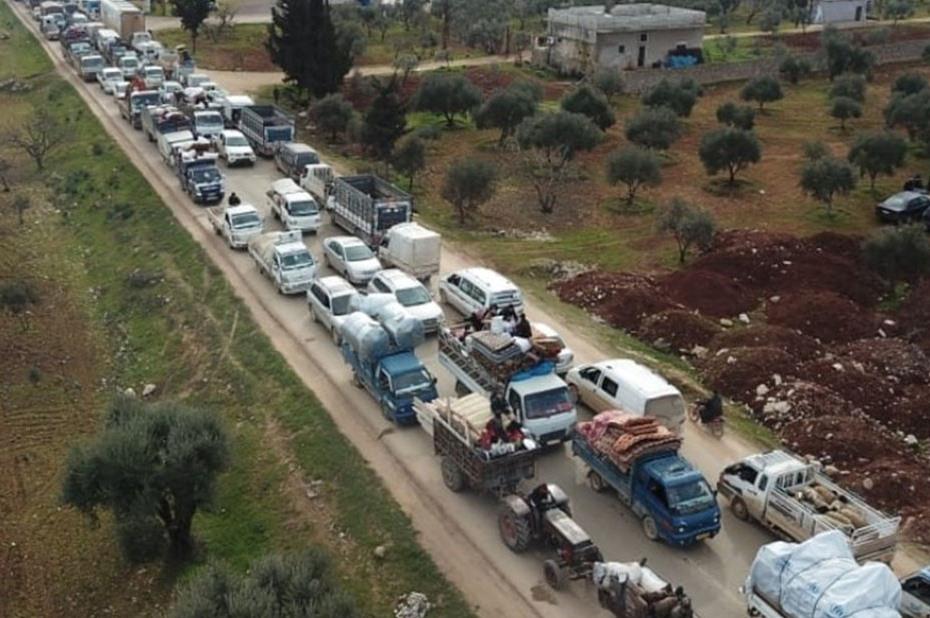 SOC: Assad Regime & Allies Seeking to Disrupted UNSCR 2165 on Humanitarian Aid